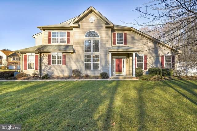 101 Warwick Road, PRINCETON JUNCTION, NJ 08550 (#NJME306436) :: John Smith Real Estate Group