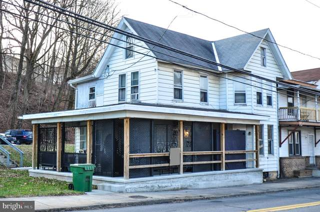 1 N Tulpehocken Street, PINE GROVE, PA 17963 (#PASK133872) :: Ramus Realty Group