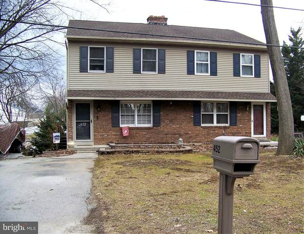 452 S Center Street, HANOVER, PA 17331 (#PAYK151224) :: Liz Hamberger Real Estate Team of KW Keystone Realty
