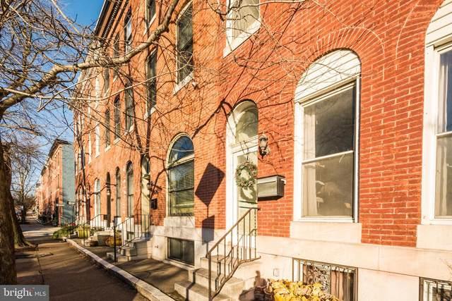 2828 E Baltimore Street, BALTIMORE, MD 21224 (#MDBA536244) :: Arlington Realty, Inc.