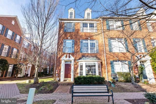 708 Catts Tavern Drive, ALEXANDRIA, VA 22314 (#VAAX254850) :: Jacobs & Co. Real Estate