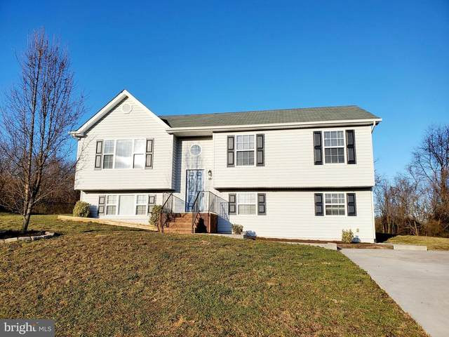 101 Silver Court, MAURERTOWN, VA 22644 (#VASH121234) :: Network Realty Group