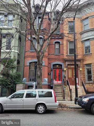 1215 N Street NW #4, WASHINGTON, DC 20005 (#DCDC503114) :: Bic DeCaro & Associates