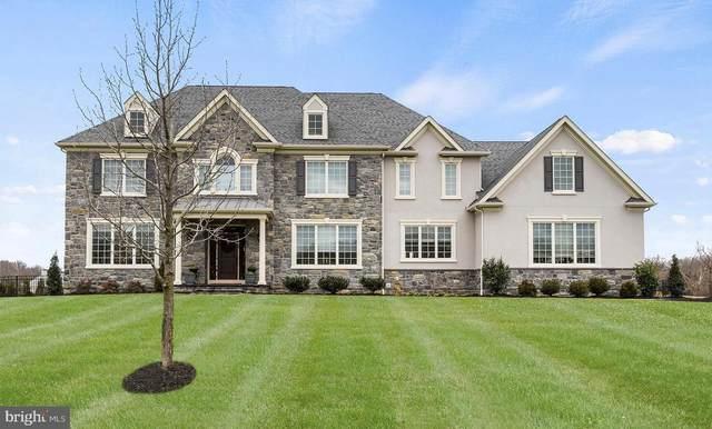 8 Belamour Drive, WASHINGTON CROSSING, PA 18977 (#PABU518612) :: Linda Dale Real Estate Experts