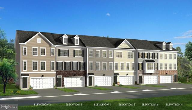 TBD Stafford Place Homesite 233, FALLING WATERS, WV 25419 (#WVBE183006) :: Dart Homes