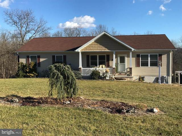 202 Rogers Ridge, RIDGELEY, WV 26753 (#WVMI111662) :: The Yellow Door Team