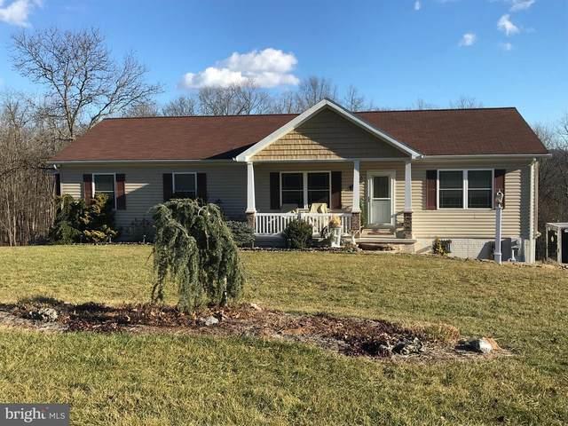 202 Rogers Ridge, RIDGELEY, WV 26753 (#WVMI111662) :: Boyle & Kahoe Real Estate