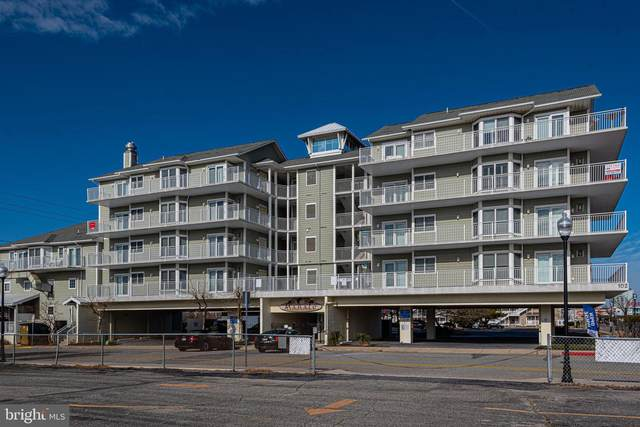 102 25TH Street #302, OCEAN CITY, MD 21842 (#MDWO119400) :: The Redux Group
