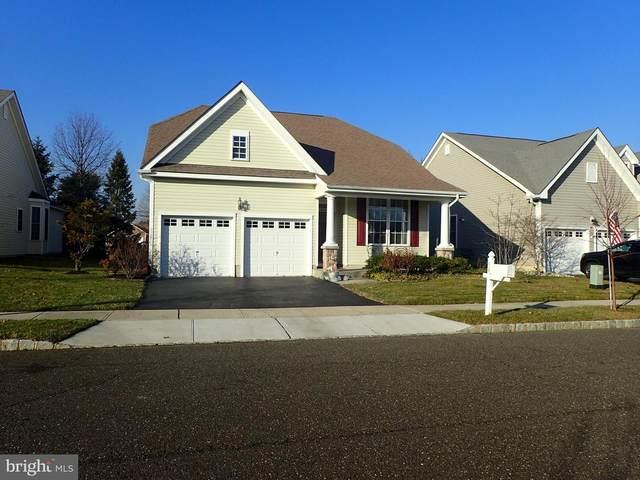 54 Labaw Drive, CRANBURY, NJ 08512 (#NJMX125828) :: Linda Dale Real Estate Experts