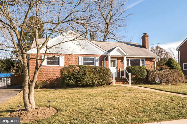 5905 Grayson Street, SPRINGFIELD, VA 22150 (#VAFX1175514) :: Tom & Cindy and Associates