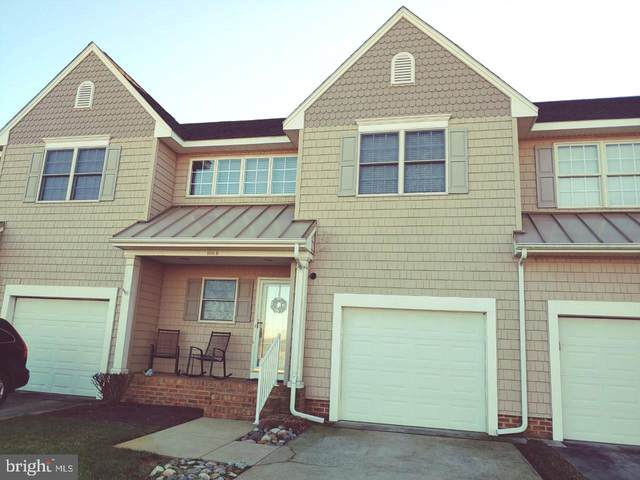 106-B Waters Edge Drive 106B, CRISFIELD, MD 21817 (#MDSO104296) :: Network Realty Group