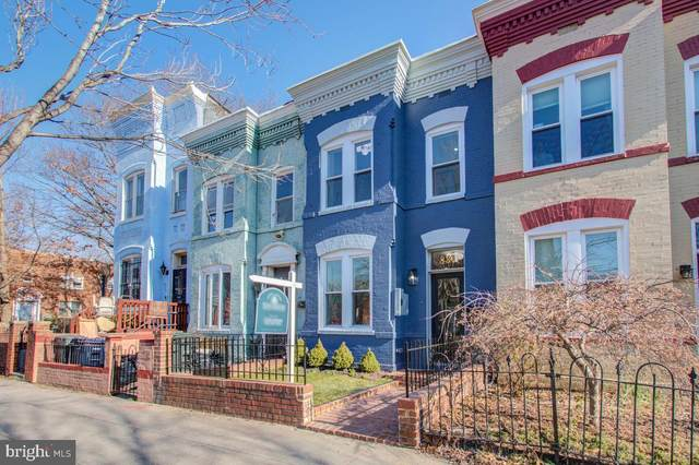 831 6TH Street NE, WASHINGTON, DC 20002 (#DCDC503472) :: Network Realty Group
