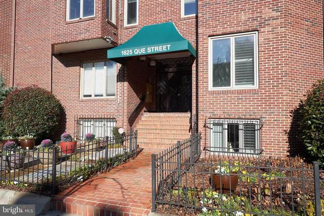 1625 Q Street NW #202, WASHINGTON, DC 20009 (#DCDC503510) :: The Dailey Group