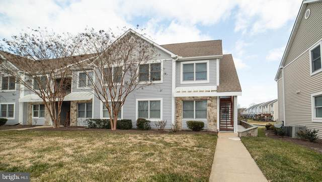515 Teal Court H, CHESTER, MD 21619 (#MDQA146482) :: Network Realty Group