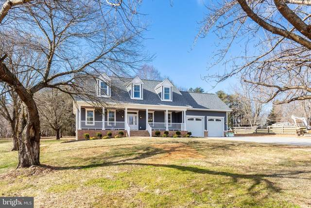 3804 Robin Hood Way, SYKESVILLE, MD 21784 (#MDCR201968) :: Corner House Realty