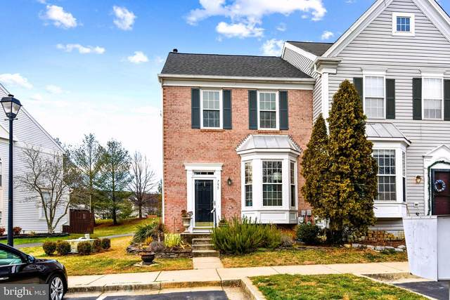 755 Howards Loop #65, ANNAPOLIS, MD 21401 (#MDAA456722) :: Jacobs & Co. Real Estate
