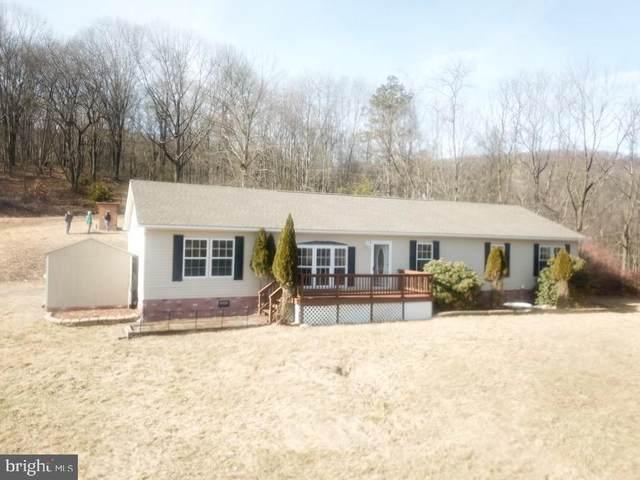 12176 Old State Road, BAKER, WV 26801 (#WVHD106552) :: Eng Garcia Properties, LLC