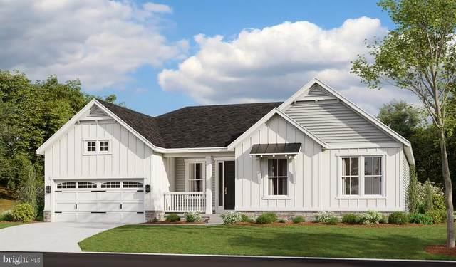 Central Ave- Melody, BRUNSWICK, MD 21716 (#MDFR276408) :: Crossman & Co. Real Estate