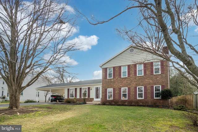 7407 Beverly Manor Drive, ANNANDALE, VA 22003 (#VAFX1175904) :: Jennifer Mack Properties