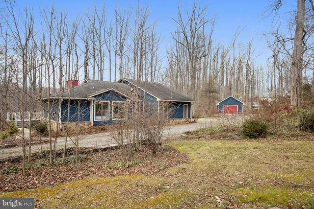 11430 Crestwood Drive, OWINGS, MD 20736 (#MDCA180604) :: LoCoMusings