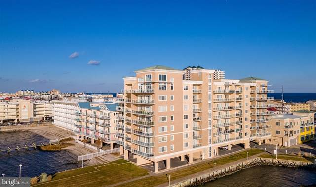 4601-B Coastal Highway #302, OCEAN CITY, MD 21842 (#MDWO119478) :: The Riffle Group of Keller Williams Select Realtors
