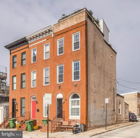 10 W Randall Street, BALTIMORE, MD 21230 (#MDBA536872) :: SURE Sales Group