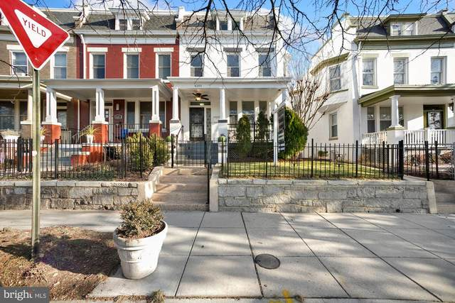4205 New Hampshire Avenue NW, WASHINGTON, DC 20011 (#DCDC503826) :: Crossman & Co. Real Estate