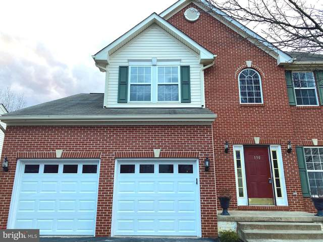 130 Ranson Estates Circle, RANSON, WV 25438 (#WVJF141198) :: New Home Team of Maryland