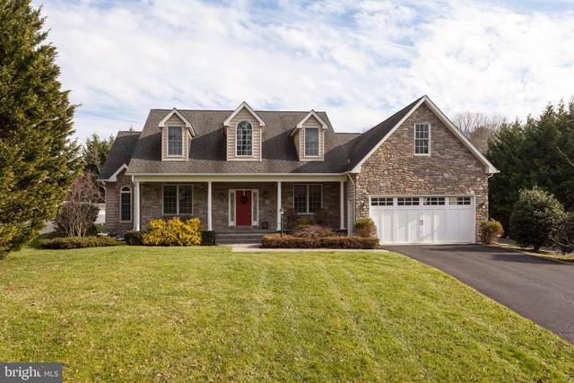 1307 Old Joppa Road, JOPPA, MD 21085 (#MDHR255880) :: The Schiff Home Team
