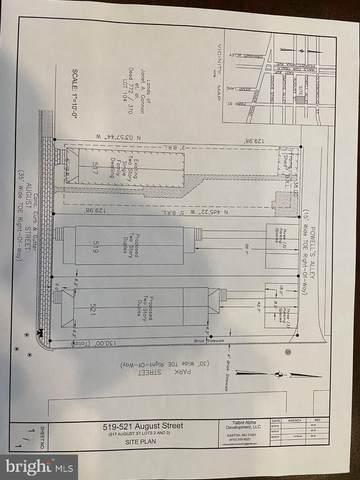August Street Lot 2, EASTON, MD 21601 (#MDTA140166) :: Murray & Co. Real Estate