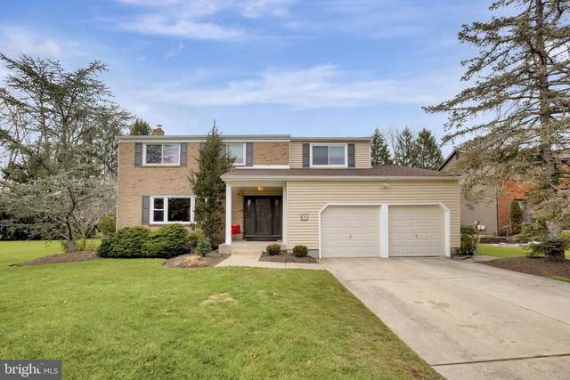 511 Knights Place, CHERRY HILL, NJ 08003 (#NJCD411508) :: The Team Sordelet Realty Group