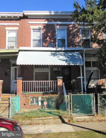 1768 Homestead Street, BALTIMORE, MD 21218 (#MDBA537078) :: Great Falls Great Homes