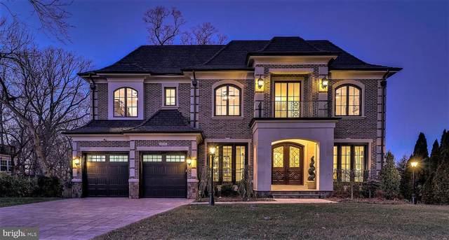 4503 32ND Road N, ARLINGTON, VA 22207 (#VAAR175092) :: The Riffle Group of Keller Williams Select Realtors