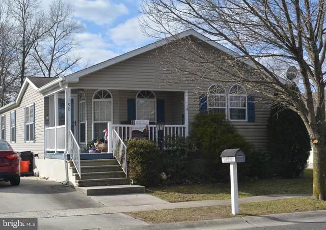 1616 Pennsylvania Ave #190, VINELAND, NJ 08361 (MLS #NJCB130898) :: The Sikora Group