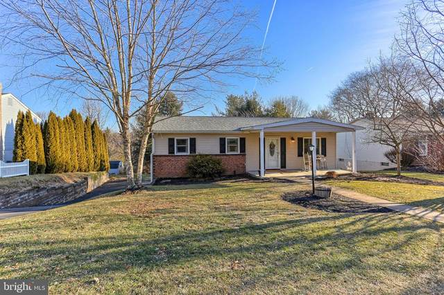 2949 Exeter Dr S, YORK, PA 17403 (#PAYK151688) :: Iron Valley Real Estate