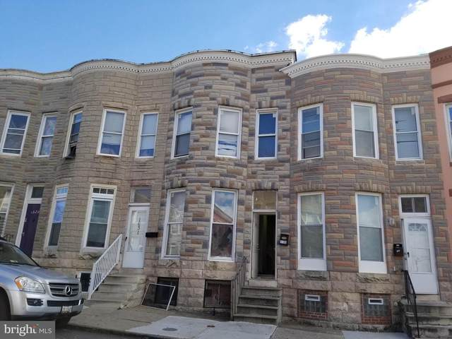 1633 Westwood Avenue, BALTIMORE, MD 21217 (#MDBA537376) :: The Sky Group