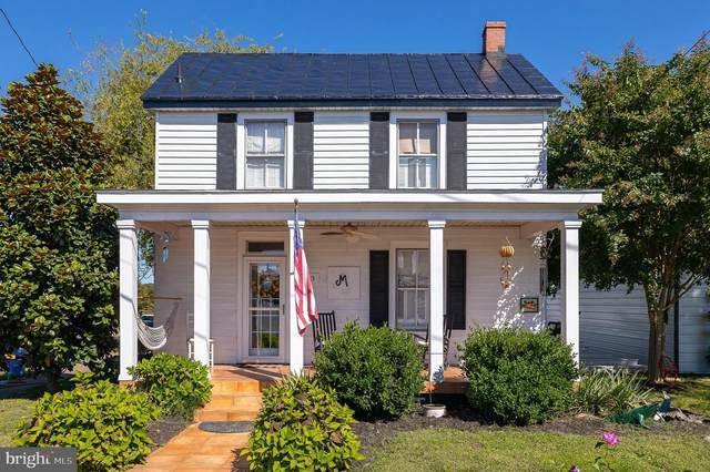 2633 Van Buren Street, FREDERICKSBURG, VA 22401 (#VAFB118426) :: The Riffle Group of Keller Williams Select Realtors