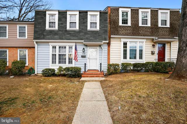 1730 Dryden Way, CROFTON, MD 21114 (#MDAA457270) :: Keller Williams Flagship of Maryland