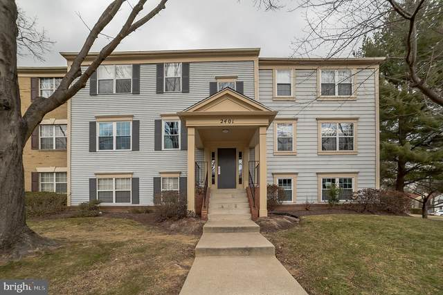 2401 Normandy Square Place #12, SILVER SPRING, MD 20906 (#MDMC741664) :: Bic DeCaro & Associates