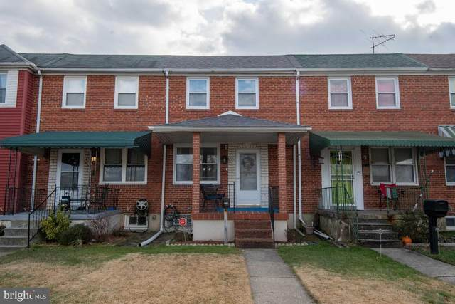431 Oakwood Road, BALTIMORE, MD 21222 (#MDBC518050) :: ExecuHome Realty