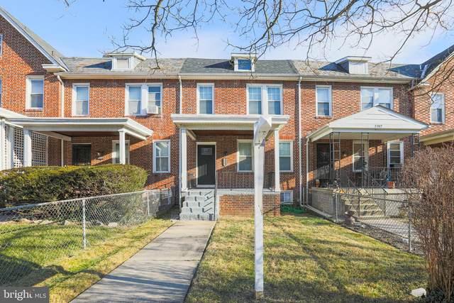 3319 Burleith Avenue, BALTIMORE, MD 21215 (#MDBA537664) :: The Piano Home Group