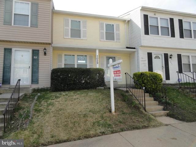7029 Marbury Court, DISTRICT HEIGHTS, MD 20747 (#MDPG594720) :: Bob Lucido Team of Keller Williams Lucido Agency
