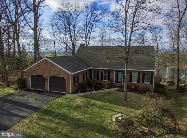 6147 Greenbriar Lane, FAYETTEVILLE, PA 17222 (#PAFL177700) :: The Joy Daniels Real Estate Group