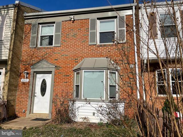 7917 Meadow Court, MANASSAS, VA 20109 (#VAPW513636) :: Network Realty Group