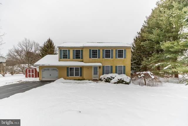2200 Strawberry Lane, COATESVILLE, PA 19320 (#PACT528388) :: The Mike Coleman Team