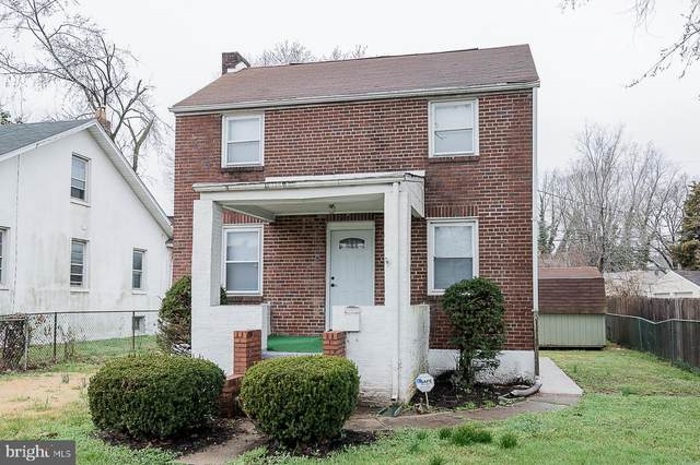3832 Brooklyn Avenue, BALTIMORE, MD 21225 (#MDBA538202) :: Bruce & Tanya and Associates