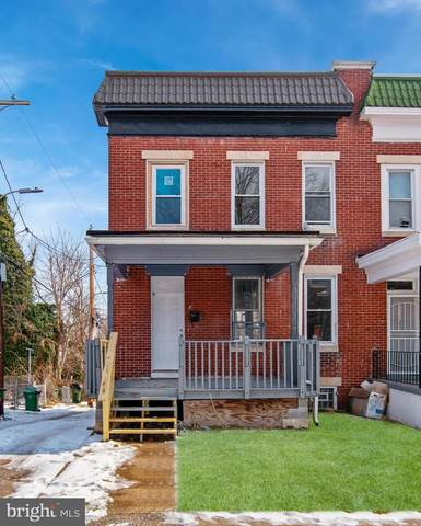527 N Edgewood Street, BALTIMORE, MD 21229 (#MDBA538344) :: AJ Team Realty