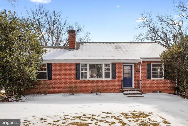 420 W Main Street, PURCELLVILLE, VA 20132 (#VALO429880) :: Peter Knapp Realty Group