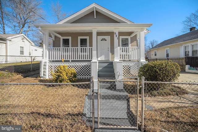521 68TH Street, CAPITOL HEIGHTS, MD 20743 (#MDPG595436) :: EXIT Realty Enterprises