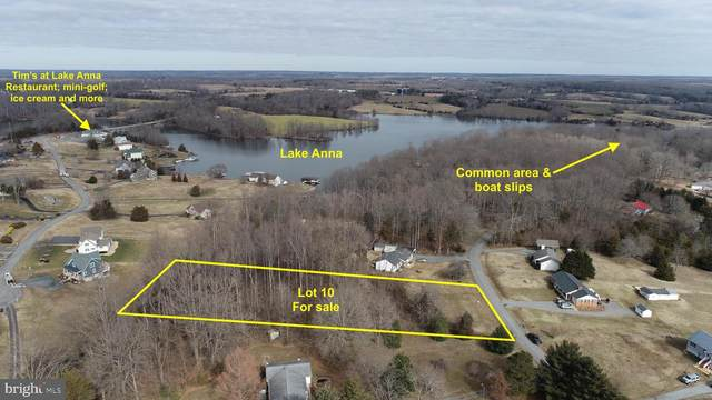 LOT 10 Mountain View Rd, MINERAL, VA 23117 (#VALA122634) :: SURE Sales Group